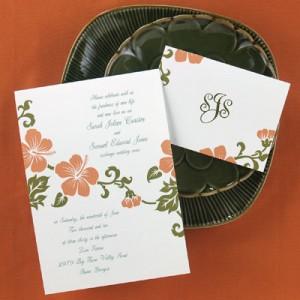 Πρόσκληση Γάμου Μοντέρνο Σχέδιο